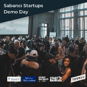 Sabanci Startups Demo Day