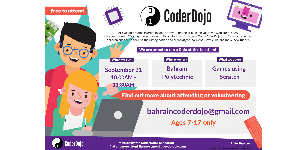 CoderDojo Bahrain - Games using Scratch (7 - 17 years old)